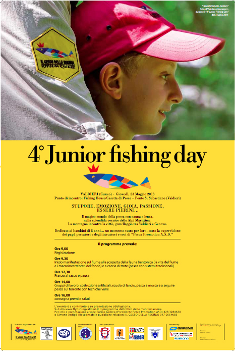 4 Junior Fishing Day