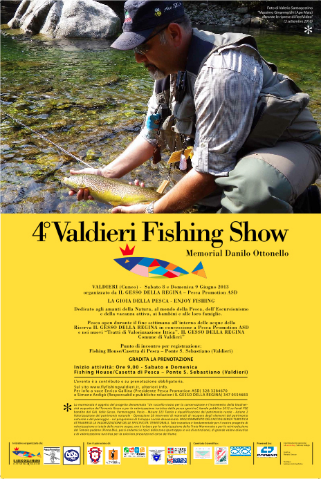 4 Valdieri Fishing Show