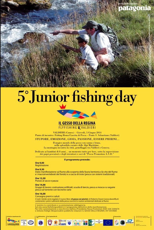 5 Junior Fishing Day