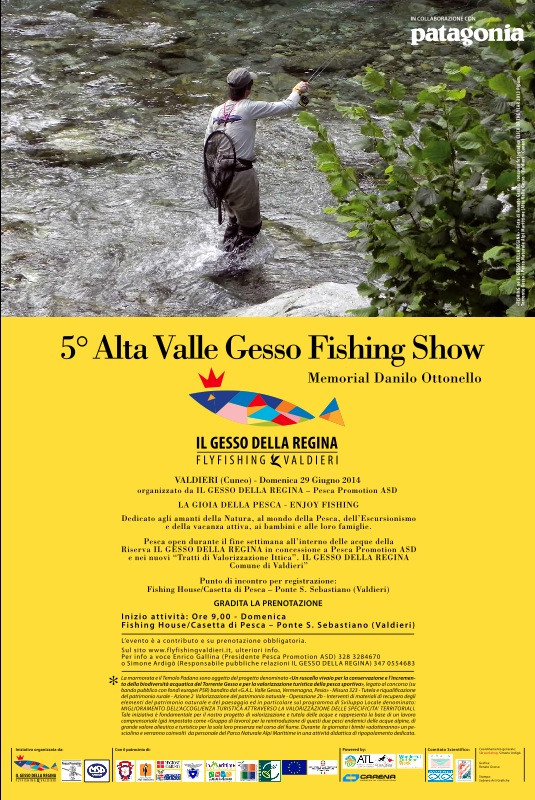 Valdieri Fishing Show 2014